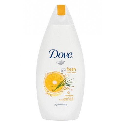 Dove Go Fresh Energise Body Wash is a beauty care body wash with a ...