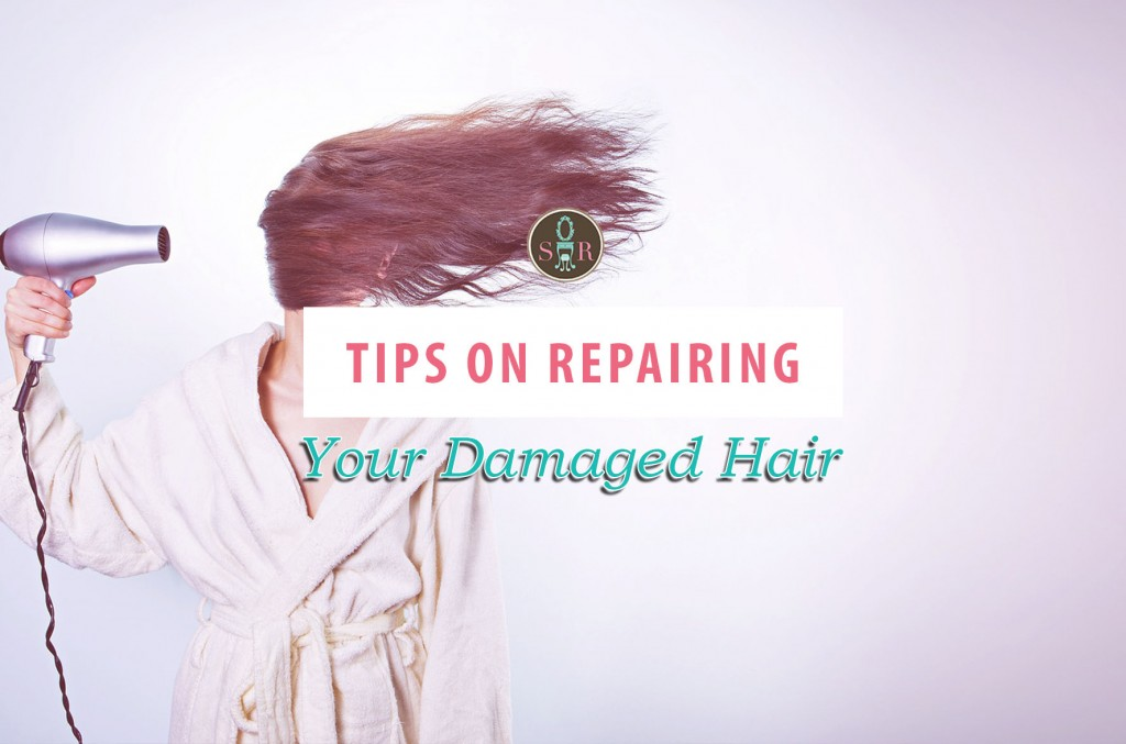 damaged hair cover