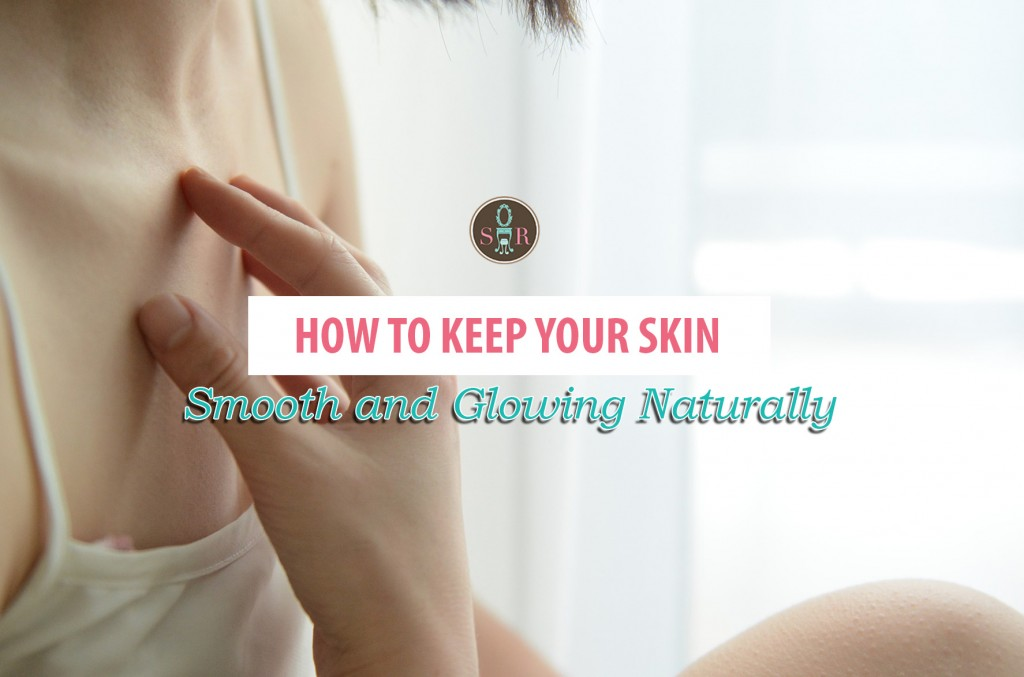 keep your skin glowing cover
